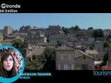 Mathilde Seigner aime la Gironde et Saint-Emilion