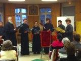 Concert de musique classique organisé par l'AMEITO