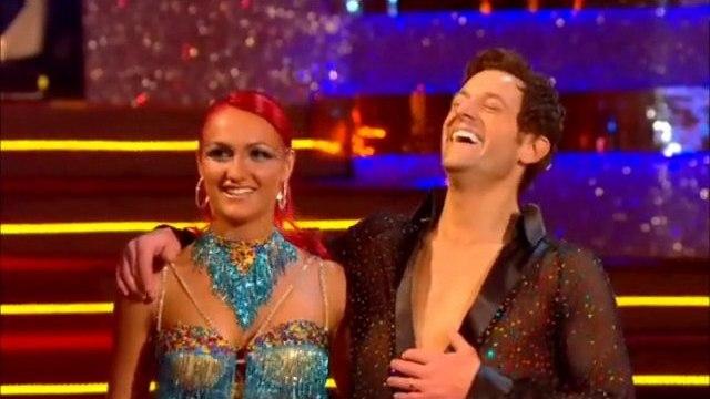Matt Baker - Samba dance from Strictly Come dancing