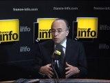 Bernard Cazeneuve, France-info, 22-11-2010