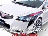 Front Range Honda Colorado Springs Read Reviews