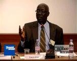 Prévention des génocides : Derniers développements, Francis