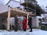 "Swedish Family to Live in Eco-Friendly ""One Ton"" House"