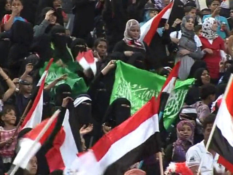 Gulf Cup football begins in Yemen under high security