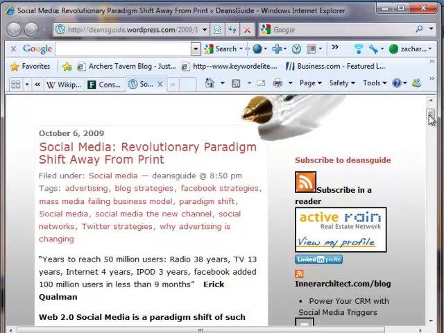 Social Media Marketing Plan – Introduction