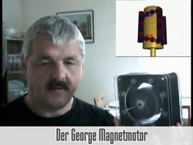 ENERGIE liBRE : moteur perpétuel de George Soukup.