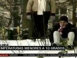 Ola de frío polar en Europa: al menos 18 muertos y caos en el transporte