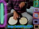 Bongo Castaldi, ITALIA (ITALY), lezione di bongos n.6