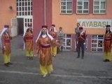 Kayabaşı İlköğretim Okulu 10 Kasım Atatürk'ü Anma Programı