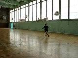 Handball shoot en extension