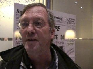 Henri Bru, membre du jury du XV de légende