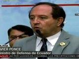 Consejo de Defensa de Sudamericano aprueba medidas de confianza mutuas