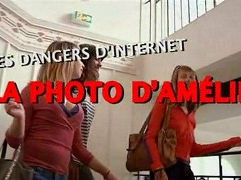 Dangers d'internet, la photo d'Amelie