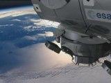 Tranquility dans l'espace : station spatiale