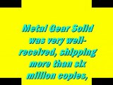 Metal Gear Solid, Forum & Games, Discussions, Cheat & News