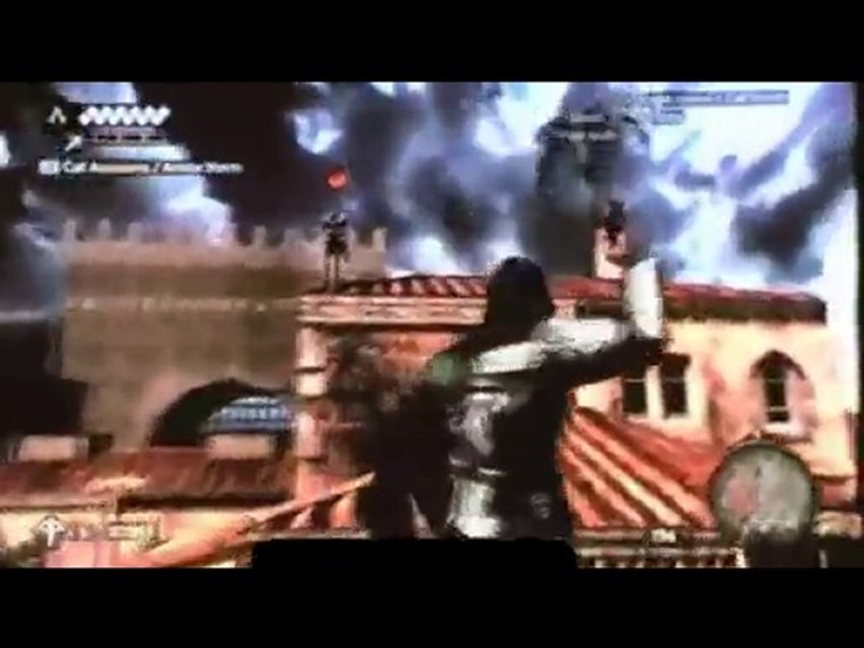 Assassin's Creed Brotherhood The Drachen Armor Code Leaked