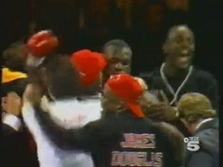 MIke Tyson VS Buster Douglas - 1990