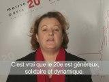 Le 20e arrondissement, jeune depuis 150 ans !