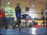 IWF Wrestling greatest moments and matches