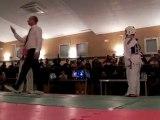 3ª Joan Jorquera a Gala Internacional taekwondo, by Ona Radio Quim Pedret