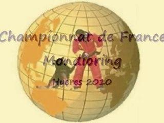 Championnat de France de Mondioring 2010 à Hyeres 2/3