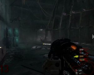 GamePlay : Call of Duty Black Ops Zombie