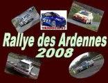 Rallye des Ardennes 2008 (2ème partie)