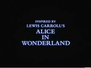 """""""(Quelque chose d')Alice"""" de Jan Švankmajer"""