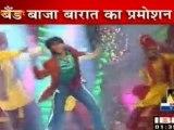 Band Baaja Baarat Ka Promotion