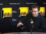 Nicolas Monquaut, France-Info, 30 11 2010