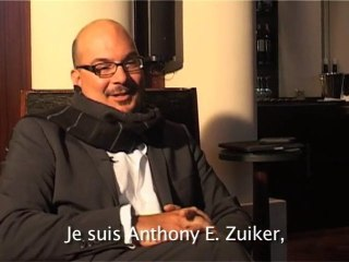 "Anthony Zuicker : des ""Experts"" à ""Level 26"""