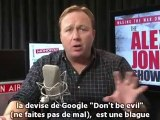 MESSAGE d'ALEX JONES: censure de Google et Youtube  S/T