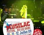 Musilac 2009 - Festival Rock Aix-Les-Bains Lac du Bourget