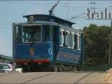 Tramway Barcelona - Tramvia Blau