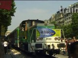 Trains France Paris - French Train