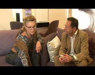Sheila s'engage contre le sida avec ELCS et Jean-luc Romero