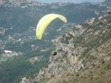 azur parapente baptême de l'air en parapente à Monaco