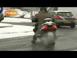 Alerta en Europa por intensa ola de frío y nevadas