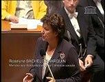UMP Brunel Bachelot - Violences faites aux femmes