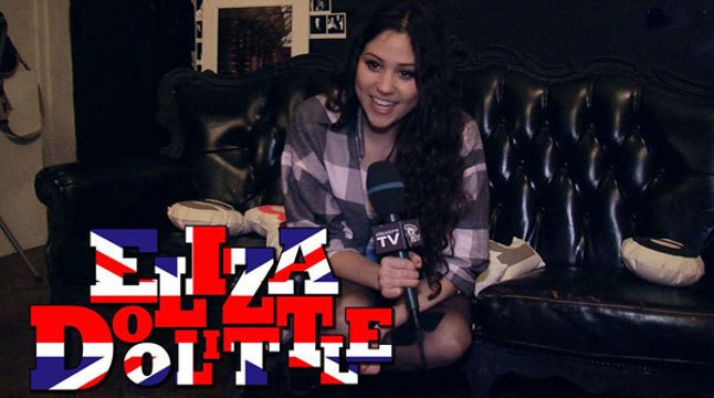 Eliza Doolittle interview