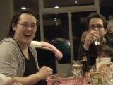 Un repas entre copains la veille de ROUEN 2010