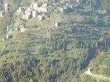 Trabzon Çaykara Taşlıgedik Köyü 2010 Aralık Genel Görünümü