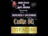 Marc Scalia t'invite au VIP Room à Paris