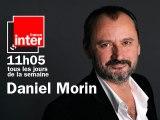 Auditeur de France Inter, tiens bon l'ami ! La chronique de Daniel Morin