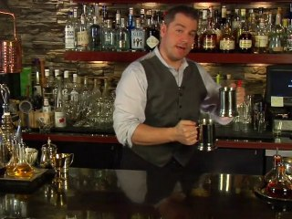 Raising the Bar - How to Make a Hot Toddy Blue Blazer Style