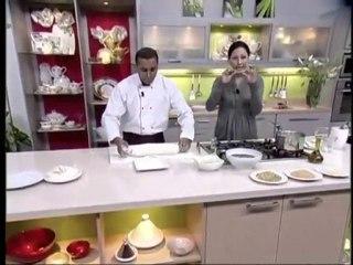 choumicha 2010 recette baklawa algerienne