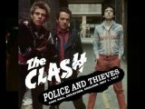 The Clash- Police & Thieves