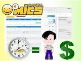 MicsCapital социальная коммерческая сеть. !Презентация