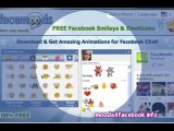 Free facebook animations and emoticons