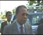 Crise à MADAGASCAR 2002 Ratsiraka & Ravalomanana